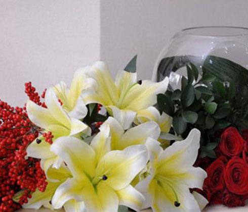 Hoa ly Đà Lạt Serrano – hoa tươi Đà Lạt