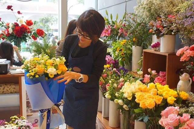 4 Điều cần biết kinh doanh hoa tươi dịp tết
