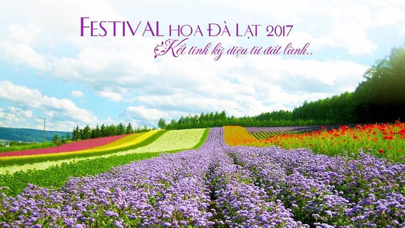 Festival hoa Đà Lạt năm 2018